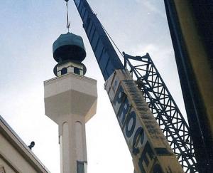 Domes - Islamic Centre of Cambridge
