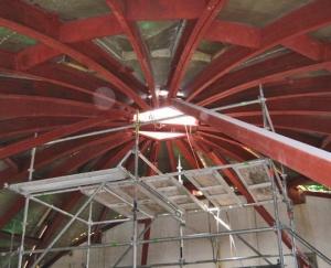 Design Engineering - Hilton Dome