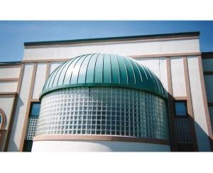 Ornamental Metal - Kennedy Islamic Centre