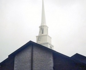 Steeples - Turrets - New Life Pentecostal