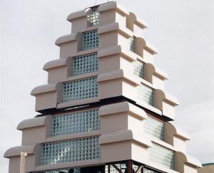 Steeples - Turrets - Hindu Sabha Temple