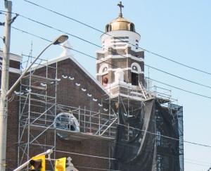 St. Stanislaus Restoration