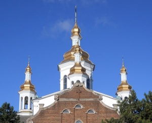 Restoration St. Vladimirs Cathedral