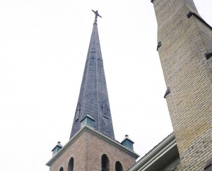Steeples - Turrets - St. Agathas Church