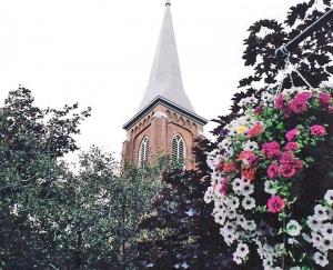 Steeples - Turrets - St. John's