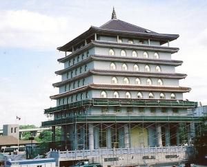 Design Engineering - Ten Thousand Buddhas Sarira Stupa Temple