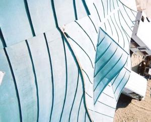 Ornamental Metal - Thunder Bay Beach