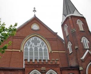 Roofing - Knox Church, Milton